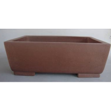 P-47 Rectangle unglazed pots 50cm (2pcs)