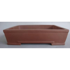 P-92 Rectangle Unglazed pot - 50cm & 40cm (4pcs)